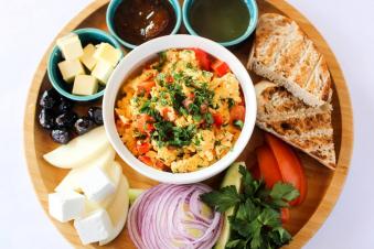 Турецький сніданок