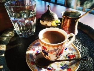 Кава по-турецьки на молоці