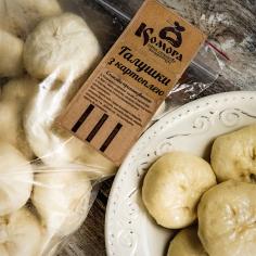 Галушки з картоплею