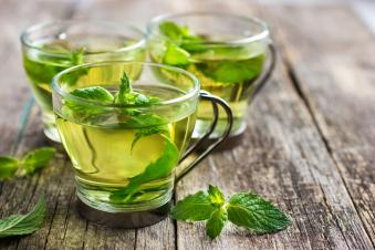 Чай Знахарський з м'ятою