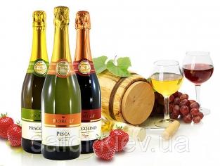 Вино iгристе