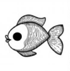 Риба Моя(з вершковою рибною начикою та соусом чімічурі )- 12 pcs.