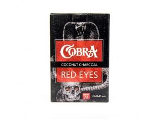 Уголь Cobra Red Eye 25'