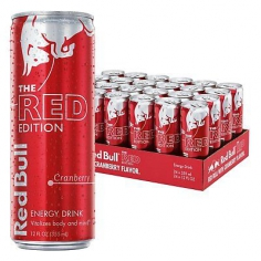 Red Bull Red Edition 0.25