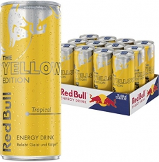 Red Bull Tropical Edition 0.25