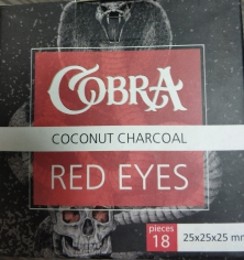 Cobra Crew - Red Eyes 18шт (25х25х25)