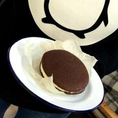 Whoopie pie блек