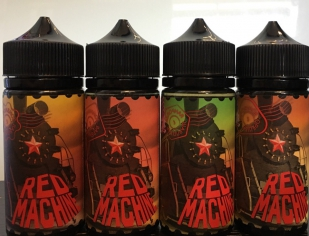 Red Machine 100ml
