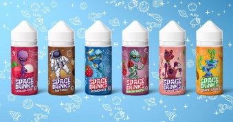 OBOIMA Space Drinks 120ml
