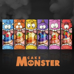 Cake Monster 120ml