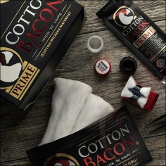 Вата - Cotton Bacon PRIME