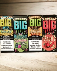 Doctor Big 3mg 100ml