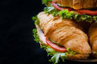 Сендвіч-круасан