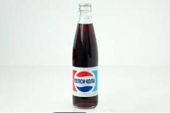 Напиток Pepsi бутылка 0,3л