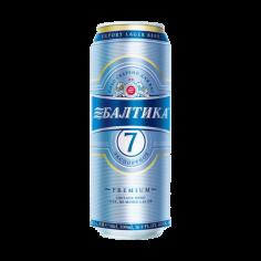 Балтика 7 0,5 л