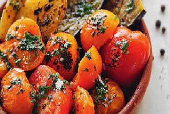 помидор на мангале