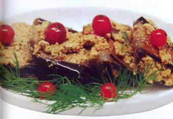 Салат с телятины