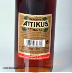 Коньяк Аттикус