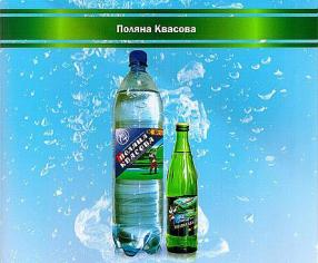 вода Квасовая поляна 1,5л