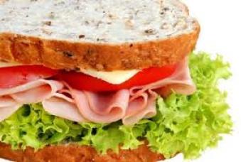 Сендвич (бутерброд без соуса)