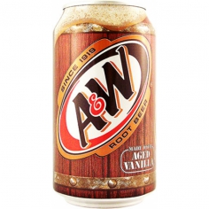 A&W Root Beer (импорт)