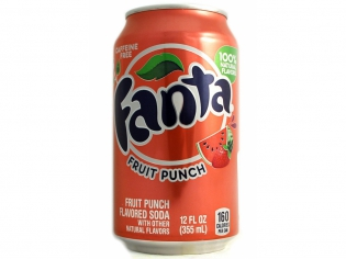 Fanta Fruit Punch (импорт)