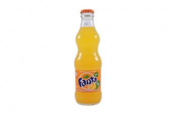 Фанта-Оранж 0.25