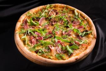 Піца прошуто 35