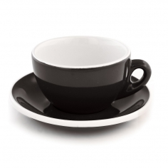 Cappuccino Cup EP Black