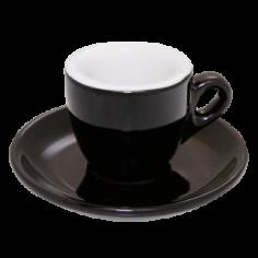 Espresso Cup Nuova Point Black