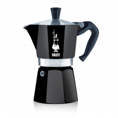 Moka Pot - BIALETTI Black 3TZ