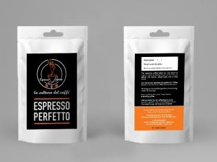 Coffee Beans - EP Crema Aroma 250 g