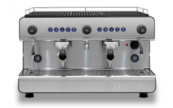 Espresso Machine - Iberital IB7 - 2 Group Black