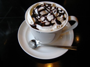 Caffe Mocha - Promotions