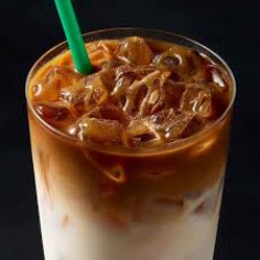 Iced Latte - Decaff - Promotions