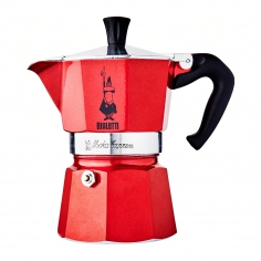 Moka Pot - BIALETTI Red Emotion 3TZ