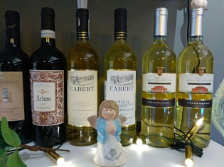 Вино Chardonnay Friuli GDC 0.75