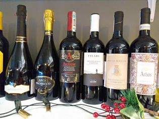 Вино Prosseco Doc Extradry Cabert 0.75