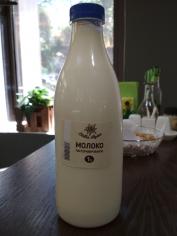 Молоко пастеризованное 1 л
