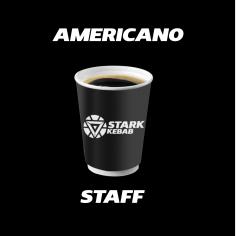 Кофе americano (Staff)