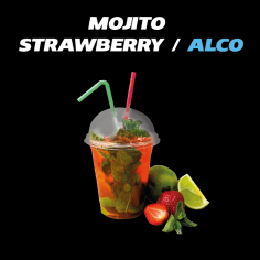 Stark Mojito alcohol (Strawberry)