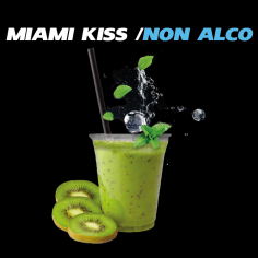 Miami Kiss (Non Alcohol)