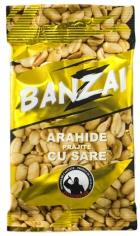 Арахис Banzai жаренный очищенный (70г)