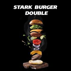 Stark Burger Double