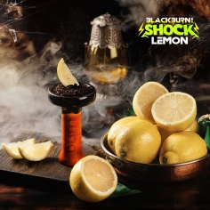 Black Burn 100гр Lemon shock (Кислый лимон)