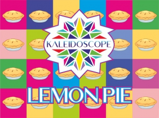 Kaleidoscope 50гр Lemon Pie