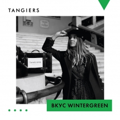 Tangiers 250гр Noir Wintergreen (Рут бир)