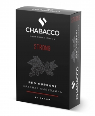 Chabacco Red Currant (Красная Смородина ) 50 гр. Strong