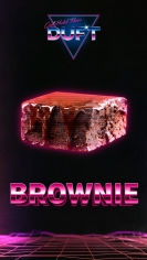 Duft 100гр Brownie