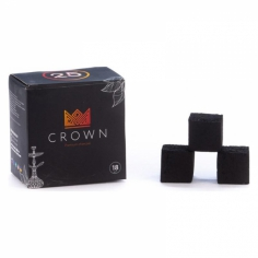 Уголь Crown Mini 25 мм 18 куб